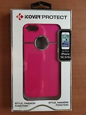 iCOVER PROTECT CASE for iPHONE SE & 5 & 5S (Pink)