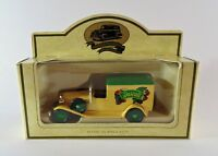 LLEDO Promotional Models Pascal Van Car Diecast Boxed Vehicle