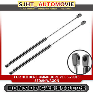 2x Bonnet Front Hood Gas Strut fit Holden Commodore VE 2006-2013 Sedan and Wagon