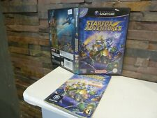 classic : NINTENDO GAMECUBE STAR FOX ADVENTURES ****BOX and MANUAL ONLY*
