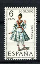 Spain 1969 SG#1960 Provincial Costumes Logrono MNH #A40026