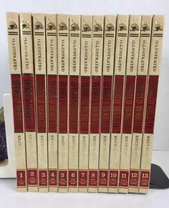 Illustrated World War II Encyclopedia Set (Volumes 1-13), Yearbooks 1978