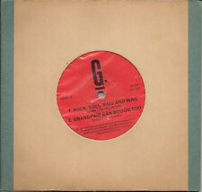 """BIg Dave /  Lil Greenwood / Four Knights / Billy Craddock Groove 4 UK 45 7"""" EP"""