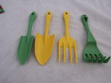 Briers Kids Bambini 4 Pezzi Giardino Strumento Set Forchetta Spatola Cultivator piantagione