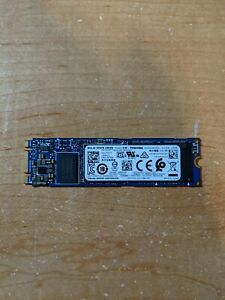 TOSHIBA 256GB M.2 SATA 6Gb/s SSD, MODEL# KSG60ZMV256G