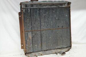 1963-65 Ford Falcon Comet Radiator Original Vintage D5AE-8005-AH1 Date 5BC Core