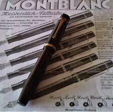 MONTBLANC 138  FOUNTAIN PEN
