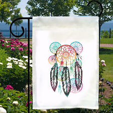 Colorful Dream Catcher New Small Garden Flag Banner Decor Gifts
