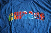 Chicago Sports Teams Bulls Bears Cubs Blackhawks Shirt M