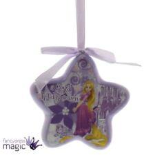Adornos multicolores de estrella para árbol de Navidad