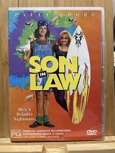 Son In Law region 4 DVD (1993 Pauly Shore comedy movie) rare