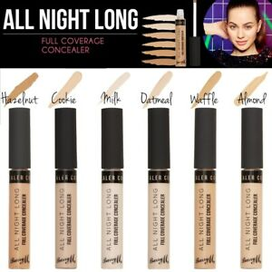 Barry M All Night Long Full Focus Effect Coverage Cream Concealer Wand Vitamin E