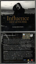 ART OF NOISE - Influence ( 2CD - 2010 ) Nuovo Sigillato Sealed New DIGIPACK