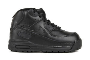 Nike Toddlers' Little Max '90 (TD) Boot NEW AUTHENTIC Black 317217-004