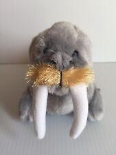 Ganz Webkins Plush Stuffed Animal Walrus