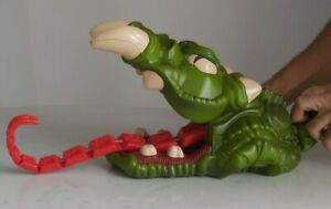 Thundercats Tounge A Saurus 1987 Extremely RARE Vintage Action Figure USED