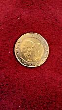 2 Euro Belgien  2005. Wirtschaftsunion mit Luxemburg .