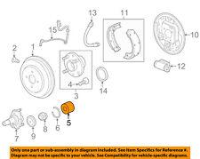 Chevrolet GM OEM 13-15 Spark Rear-Wheel Bearing 94535214