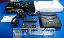 Console Fami-Comfort II 2 en boite  - Japan JAP - NES Famicom Nintendo - boxed