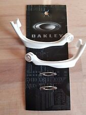 Oakley Racing Jacket // Jawbone · White Pieces replacement + Icons