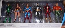 JUSTICE LEAGUE ALEX ROSS 6-PACK DC COLLECTIBLES SHIPS FREE