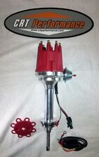1973-1978 DODGE 440 Red SMALL Cap PRO SERIES HEI Distributor Upgrade