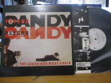 """THE JESUS AND MARY CHAIN PSYCHO CANDY VINYL LP RECORD 12"""" w/INNER"""