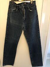 Osaka Tiger Mens Heavy Denim Jeans 34 X 33