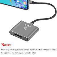 USB3.1 CFexpress Card Reader Compatible CFexpress-B memory card for SONY SanDisk