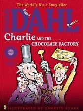 Charlie and the Chocolate Factory by Roald Dahl (Mixed media product, 2014)