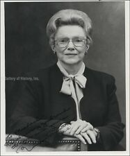VIRGINIA SMITH - INSCRIBED PHOTOGRAPH SIGNED
