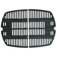 2Pk Long Lasting Cooking Grate Fits Weber Grills Part 65811 7645, 21.5 x 15.3x.5