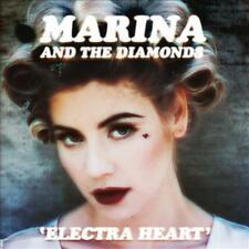 MARINA AND THE DIAMONDS - ELECTRA HEART [PA] USED - VERY GOOD CD