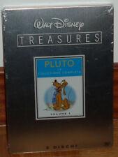 TESOROS DISNEY PLUTO VOL.1 STEELBOOK NEUF 2 DISQUES DVD ESPAGNOL SANS OUVRIR R2
