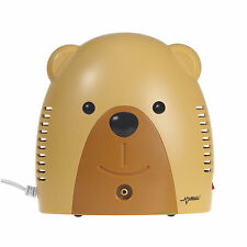 Bear Children Inhaler Nebuliser With Masks and Filter Friendly for Kids UK Stock