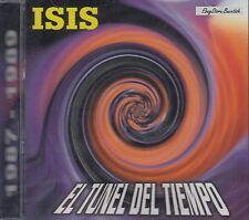 Isis El Tunel Del Tiempo 1987-1989 CD New Nuevo Sealed