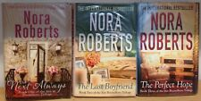 Inn BoonsBoro Trilogy, by Nora Roberts: collection of 3 adult fiction books