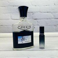 Creed Aventus For Men 10 ml Sample Eau De Parfum Decant Cologne Authentic SELL