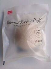 Daiso Japan Konjac Sponge 100% Natural  Mild stimulation f/s