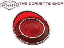 C3 Corvette Taillight Tail Light Lens 1971L-73 NEW 2214