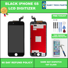 Screen For iPhone 6S Black Touch Display Digitizer LCD Replacement Assembly OEM