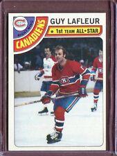 1978 Topps 90 Guy Lafleur AS1 EX-MT #D88526