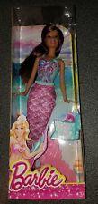 Muñeca Barbie Sirena Nuevo Mattel BCN83