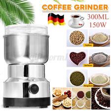 Elektrisch Kaffeemühle Kaffemühle Zerkleinerer Espressomühl Nüsse Gewürze Körner