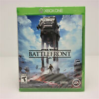 Star Wars Battlefront Standard Edition Microsoft Xbox One SHIPS FAST! SEE VIDEOS