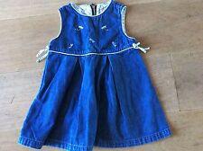 BabyDenim  Gymboree Dress 18 - 24 months 100% Cotton