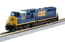 Kato N Scale Sd70M Locomotive Diesel Csx #4695 *Pre Release Reservation*