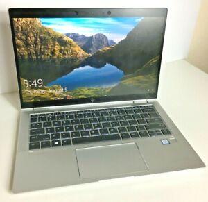 HP Elitebook X360 1030 G4 - 8 GB ram 256 GB SSD 8th gen i5vPro - Warranty