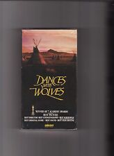 Dances With Wolves VHS FACTORY SEALED Premium Quality Kevin Costner