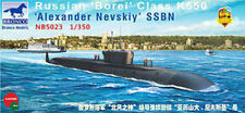 Bronco 1/350 5023 Russian Project 955 Borei Alexander Nevskiy SSBN